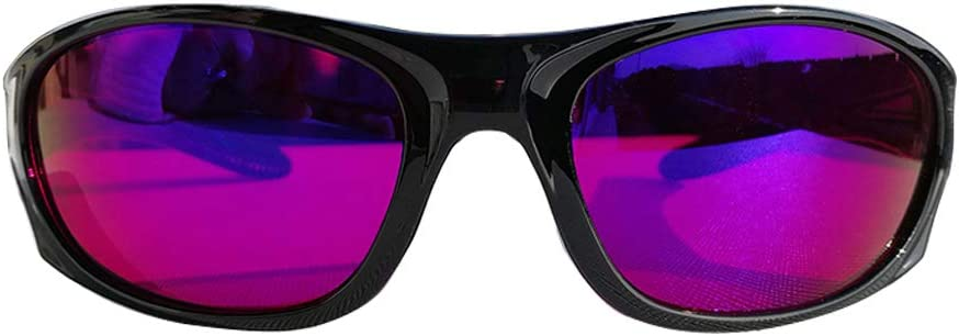 Color Vision Correction Glasses Red-Green Blind Glasses Color-Blind Correction Color Blindness Improve Sensitivity red-Green weak Glasses