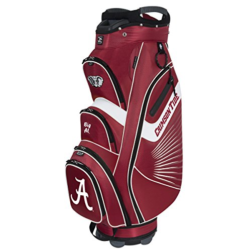 Team Effort Alabama Crimson Tide The Bucket Ii Cooler Cart Bag