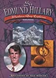 img - for Sir Edmund Hillary : Modern Day Explorer (Explorers of the New Worlds) book / textbook / text book