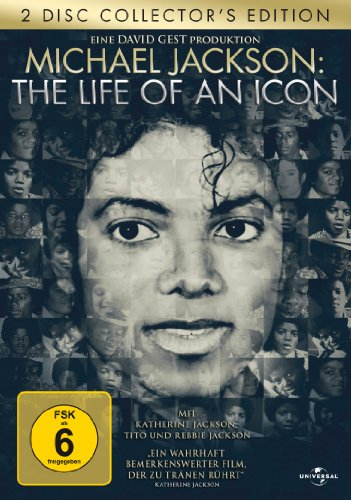 Michael Jackson - The Life of an Icon [Special Collector's Edition] [2 DVDs]