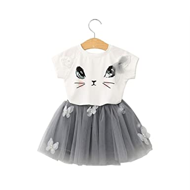 f5f716a18 Viahwyt Girls Clothes Super Kawaii Toddler Kids Baby Girls Clothing ...
