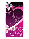TREECASE Designer Printed Soft Silicone Back Case Cover For Micromax Canvas Fire 4 A107