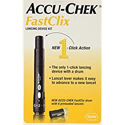 Fastclix Accu-Chek Fastclix Lancing Device Kit