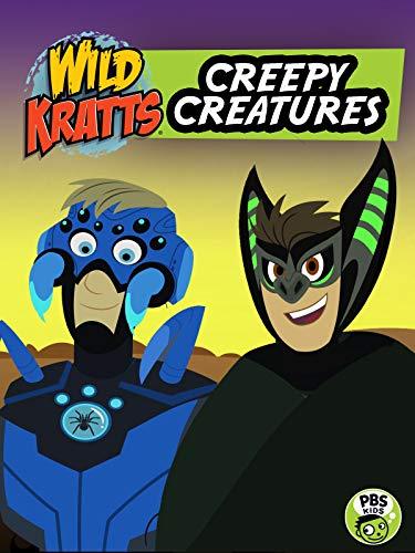 Wild Kratts: Creepy Creatures ()