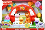 : Fisher-Price Sing-Along Activity Barn