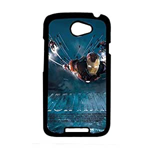 Desiger Back Phone Case For Teen Girls Print With Iron Man 2 For Htc Ones Choose Design 1