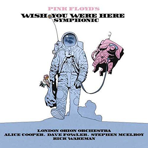 Price comparison product image Pink Floyd's Wish You Were Here Symphonic