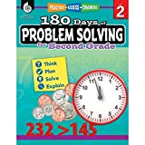 img - for 180 Days of Problem Solving for Second Grade (180 Days of Practice) book / textbook / text book
