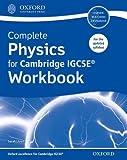 Complete Physics for Cambridge IGCSE® Workbook