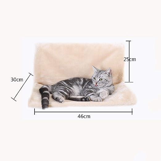 HQSB Cama para Mascotas Cama para Radiador para Perros Y Gatos ...