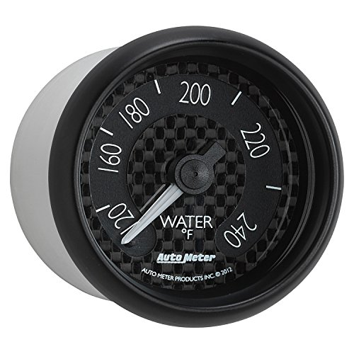 Auto Meter 8032 GT Series Mechanical Water Temperature Gauge by Auto Meter (Image #8)