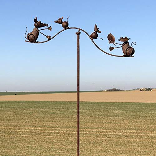 Camin_de_campagne - Soporte para Plantas (160 cm), diseño de Gato ...