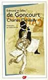 Charles Demailly par Goncourt