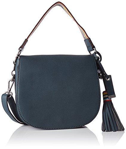 ESPRIT 087ea1o002 - Shoppers y bolsos de hombro Mujer Verde (Dark Teal Green)