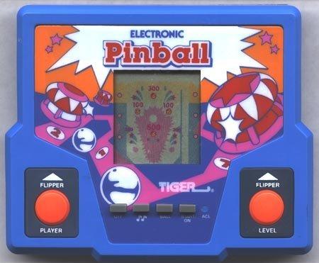 Vintage Electronic Pinball Handheld Game (Vintage Handheld Electronic Games)