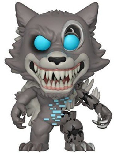 Funko Pop Books: Five Nights At Freddy's-Twisted Wolf Collec