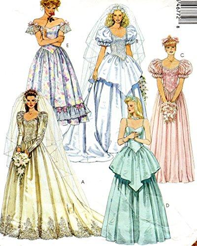 80s dress patterns - 7