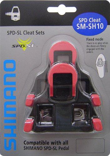Shimano TACCHETTE Pedali SPD-SL SH10 Rosso 0