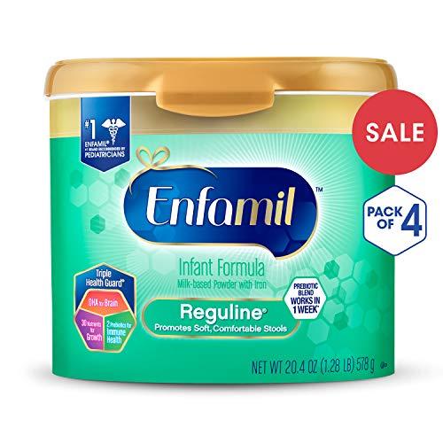 best baby formula enfamil reguline for constipation