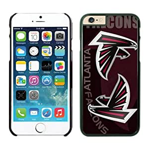 NFL Atlanta Falcons iPhone 6 Cases 09 Black 4.7 inches Gift Holiday Christmas Gifts cell phone cases clear phone cases protectivefashion cell phone cases HLNKY604581318