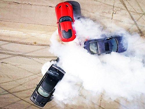 Dodge Hellcat-Viper-Hellcat Thrash Battle!