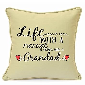 Amazon.com: Regalos para abuelo Grandpa Nanna cumpleaños día ...
