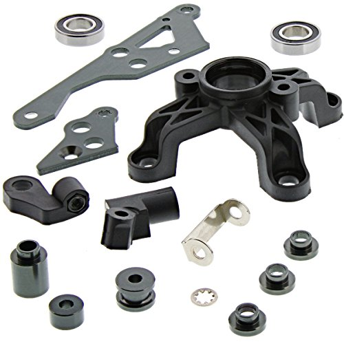 HPI 1/5 Baja 5B 5SC* ENGINE BRACES, SPUR GEAR MOUNTS & SPACER SET * Left & Right