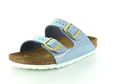 48f6f9aaf7c3a Image Unavailable. Image not available for. Color  Birkenstock Womens  Arizona Sandal ...
