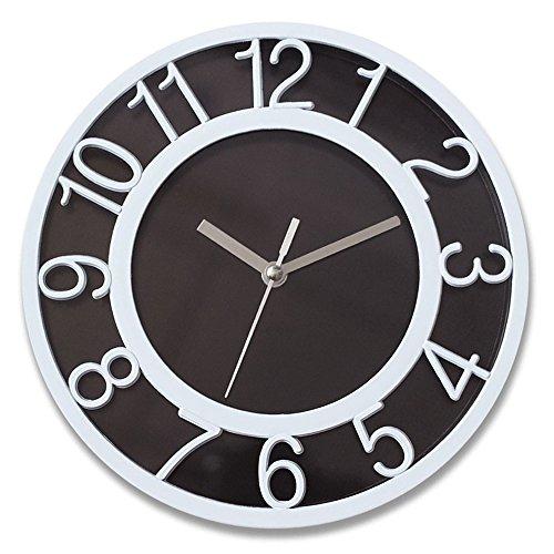 Amazing Silent Wall Clock, 8