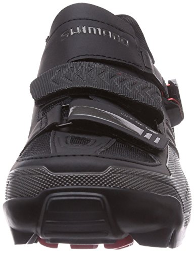 Shimano SH Zapatillas Adulto Ciclismo Schwarz de Unisex M163 pqwF1P
