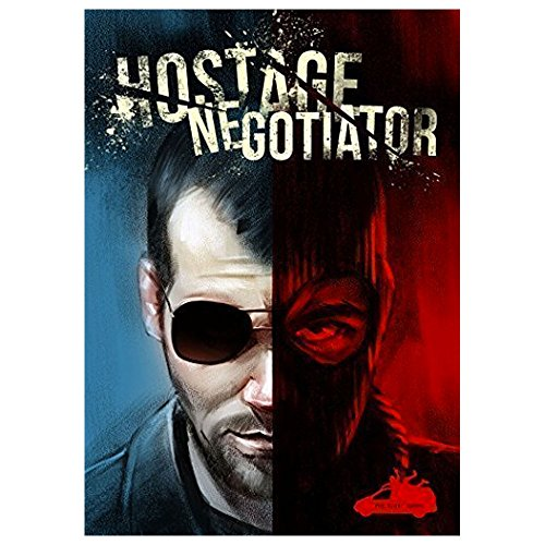 Hostage Negotiator (Hostage Negotiator Board Game)