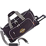 Harley Davidson 21 Inch Carry On Travel Duffel