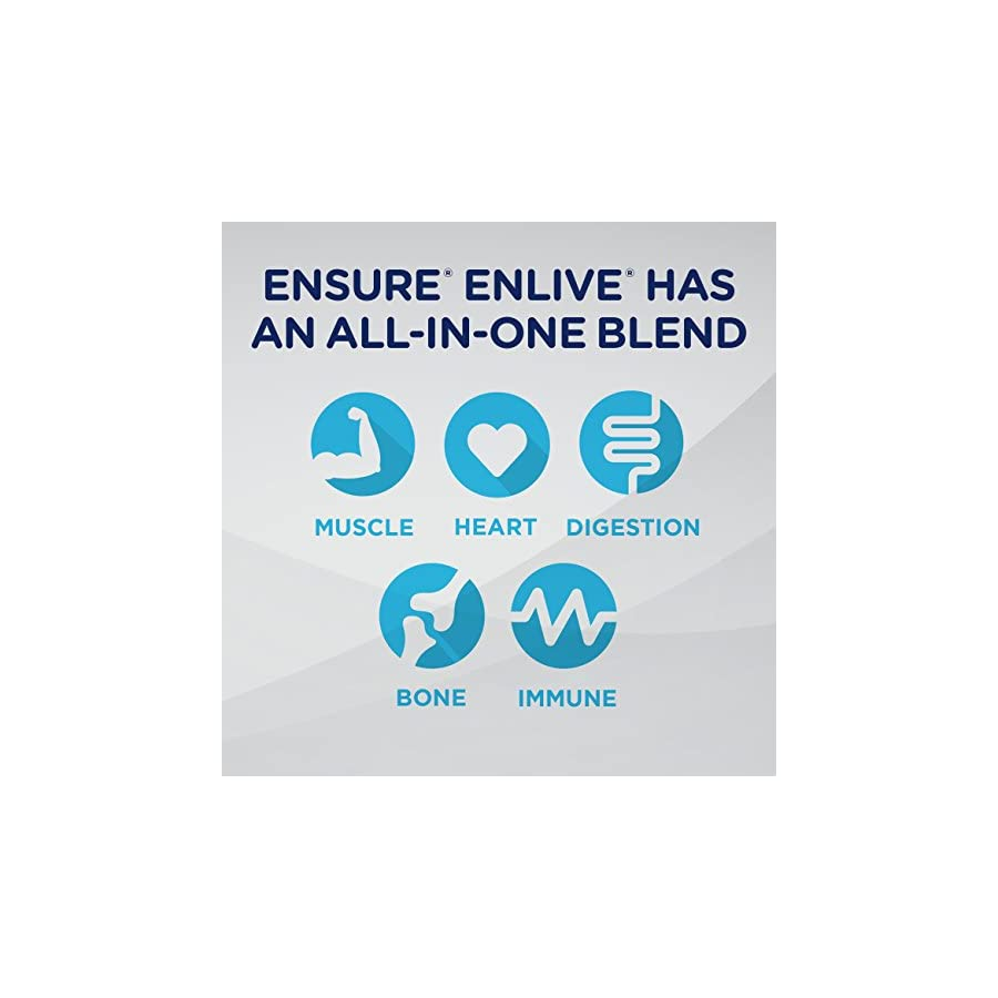 Ensure Enlive Advanced Nutrition Meal Replacement Shakes
