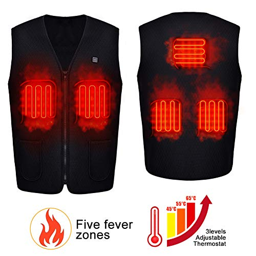 upstartech Heated Vest Electric