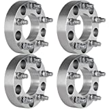 "ECCPP 4X 5x135 Wheel Spacers 5 Lug 1.5"" 5x135mm to 5x135mm for F-ord Expedition F150 for Lincoln Navigator Wheel Spacer with 14x2 Studs"