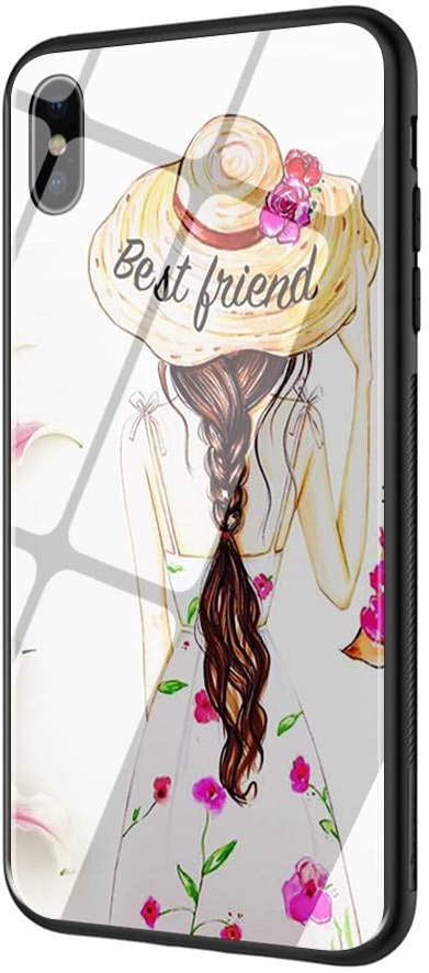 DEPING DP-86 Best Friends BFF Matching Funda contraportada de