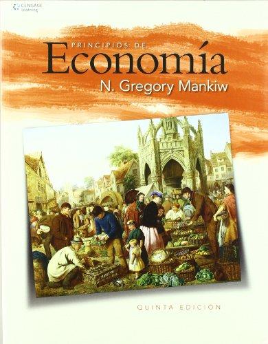 Descargar Libro Prinicipios De Economia 5ª Ed / Mankiw ) Gregory Mankin