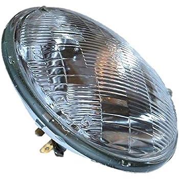 SYLVANIA H5006 XtraVision Halogen Sealed Beam Headlight Contains 1 Bulb