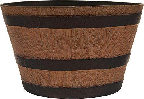 wine barrel pot - 5
