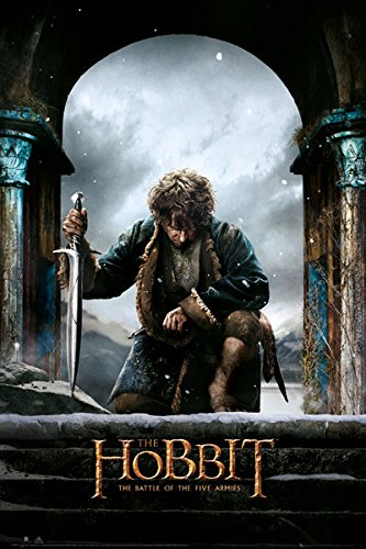 The Hobbit 3: The Battle Of 5 Armies - Movie Poster / Print