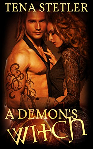 Book: A Demon's Witch by Tena Stetler