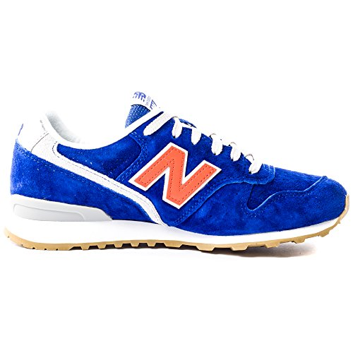 New Balance, Donna, 996, Suede, Sneakers, Blu