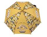 Disney Despicable Me 2 3d Jerry Figure Minions Kid's Umbrella