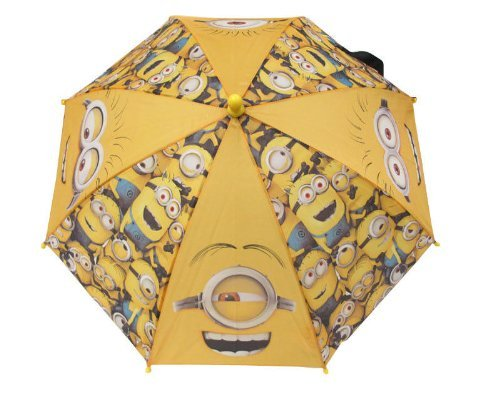 Despicable Me Minion Made umbrella Molded Umbrella for Kids