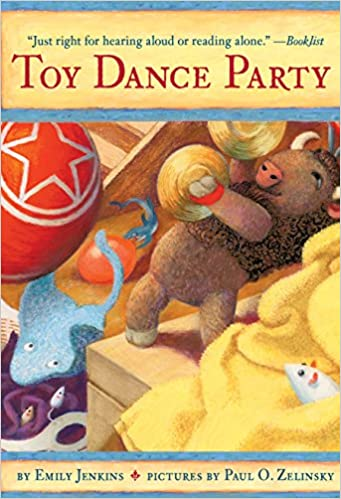 Amazon Com Toy Dance Party Being The Further Adventures Of A