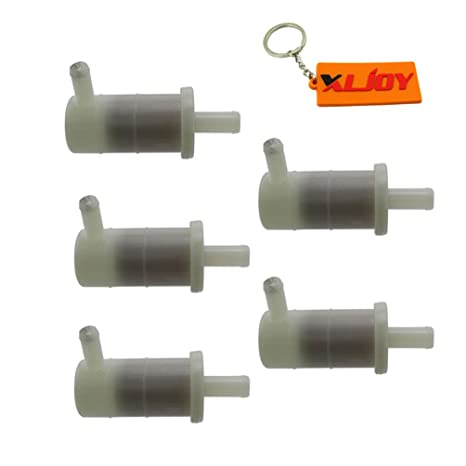 Amazon.com: XLJOY 5 pcs Fuel Filter Cleaner Fits ZZR600 ...