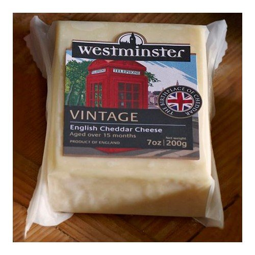 Westminster Vintage Cheddar (7 ounce)