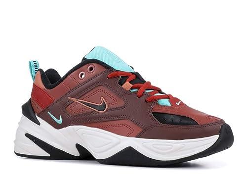 Pierwsze spojrzenie tak tanio najlepszy wybór Nike Women's M2K Tekno Mahogany Mink/Black/Burnt Orange AO3108-200