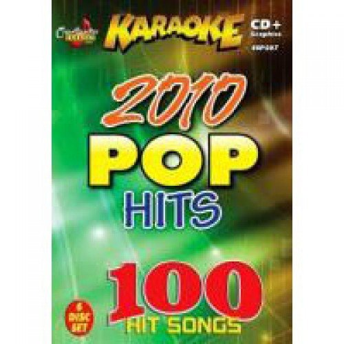 Chartbuster Essential 100 Songs Pack CBEP507 2010 POP HITS CD + ()