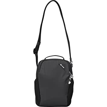 Amazon.com  Pacsafe Vibe 200 Anti-Theft Compact Travel Shoulder Bag ... d1599e457c4cc